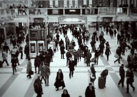 Liverpool Street Station by MrsIndreWay