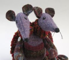 Gyre  And Gimble - Detail by fairiesnest