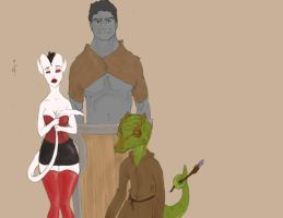 WIP DnD group by its-Will-yo