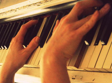 Others Prefer Piano Keys by RachDisaster