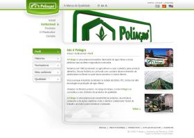 Poliagro Website - 2 Profile by Pedrolifero