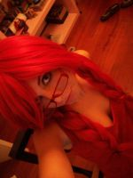 Grell Ophelia - incomplete by EllyMello