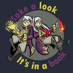 Reading Robin - Shirt by Altermentality