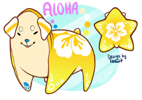 Starfish Pup - Aloha - SOLD by Toucat