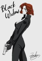 Black Widow by eh7150
