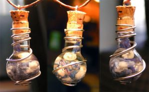 Magic Vial - Inspiration by Izile