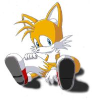 Tails_Sitting_Color by Puretails