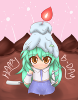 Happy B-day Soma! by Jcdr