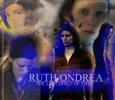Ruth Ondrea: The Last Child of Enyo by AwesomebyAccident