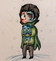 Loki the Frostgiant by Pecora-dolce