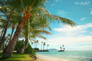 Tranquility in Paradise by IsacGoulart