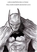 batman normal version by solid-snake92