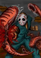 Splatterhouse by spiral808