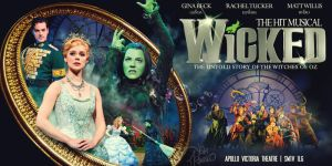 Wicked, Billboard Poster by JaiMcFerran