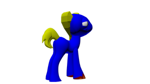 Pony Joe progress snapshot 2 by A-R-E-P