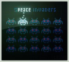 Speace Invaders V.1 by Lexis-Barant