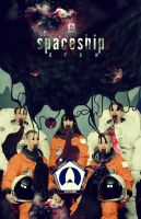 .spaceshipcrew. by danielitolikable