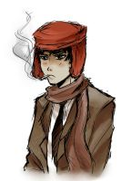 Holden Caulfield by risaaa