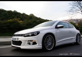 VW Scirocco ABT - 9 by rugzoo