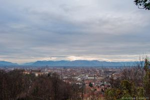 Turin panorama by AndreaMetallurgico