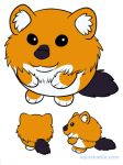 Squishable Dhole by captainsparx