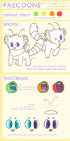 (OPEN SPECIES) faecoons species guide: part 1 by amigo