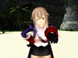 Ploomberry's Request: Fem!Prussia MMD by Monochrome-Colors