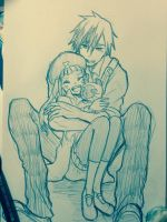 Tales of xillia 2 : We're family by Roxas5110