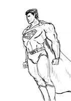 Superman by Agent-Foo