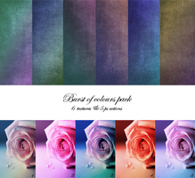 Burst of colours pack by euphoricdesire