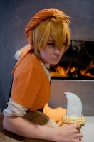 Cosplay: Alibaba Saluja II by Ginger-I