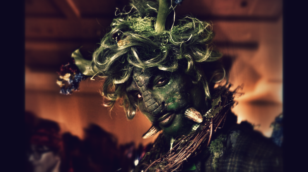 The Green Man by nndosi