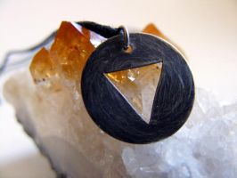 Water Necklace by MoonLitCreations