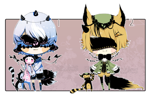 [CLOSED] PAYABLE RAFFLE - Blind Lace 168 by Piffi-adoptables