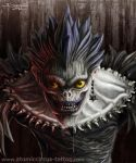 ryuk Death Note by AtomiccircuS
