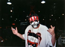 anybody killa in person by Faygogirl