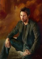 Keanu by KinKiat