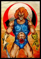 THUNDERCATS - Lion-O by SaintYak