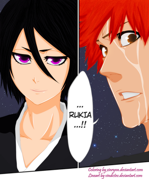 IchiRuki: The Awaited Return by xinrynn