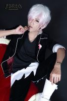 Diabolik Lovers - Sakamaki Subaru by Xeno-Photography