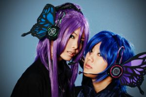 .Magnet. Gakupo X Kaito by Itchy-Hands