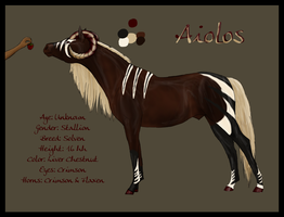 Aoilos by ReaWolf
