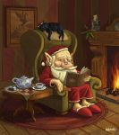 A cosy little christmas by BillCorbett