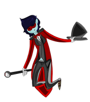 Fancy marshall Lee by duncanrocks5496
