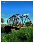 Ordway Bridge by erbphotography