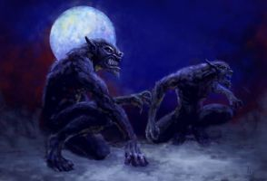 Night Stalkers by alo4477