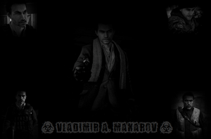 Makarov Wallpaper by XxSuzukiMidnitexX