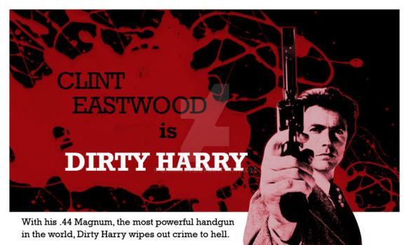 Dirty Harry by Chars89