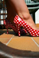 High Heels by curacaogirl