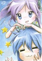 Lucky Star for Artimisia by AngieVX